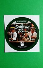 "SULLIVAN& SON BAR MAKING DRINKS TV GETGLUE GET GLUE SMALL 1.5"" STICKER"