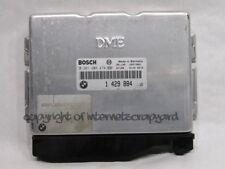 Bmw 7 série E38 91-04 V8 4.4 M62 B44 moteur ecu dme bosch 1429884
