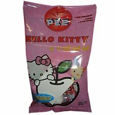 Hello Kitty & usahana PEZ Bolsa Dispensador/ Pegatinas/ / Recarga/Coleccionable