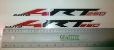 Montesa  4RT  2014 style  Frame   Decals