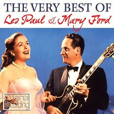 Les Paul & Mary Ford - The Very Best Of Les Paul & Mary Ford CD