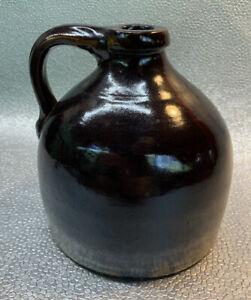 Salt-Glazed Stoneware Jug - 18th/19th Century Pottery - No Potters Mark