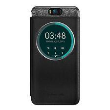 ASUS Original ZenFone Selfie ZD551KL MyView Cover Smartphone Case Black