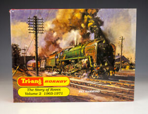Tri-ang Hornby - The Story Of Rovex Vol.2 1965-71 Book - By Pat Hammond