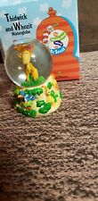 Thidwick And Whozit Figurine Waterglobe Westland Giftware Dr Seuss
