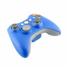Microsoft Xbox One Blue Video Game Controller/Attachment
