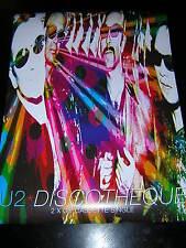 ORIGINAL U2 PROMOTIONAL POSTER - DISCOTHEQUE