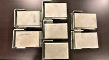 LOT OF 7 - Cargo Container High Security Lock Box WELD On & FREE Shipping