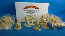 Armies in Plastic - French & Indian War Woodland Indians #2 Toy Soldiers (54MM)