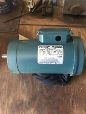 Baldor Reliance 3 phase 3 HP ELECTRIC MOTOR 230/460V, 3450 RPM Class F