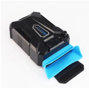 Vacuum Portable Notebook Laptop Cooler USB Air External Extracting Cooling Fan
