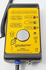 Anti-Static ESD Static Wrist Strap Tester/ Checker Manufactured by GroundStat™
