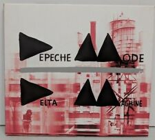 DEPECHE MODE: Delta Machine GERMAN CD 88765477072 BIEM/GEMA