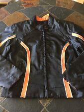 Hot Leathers Nylon Motorcycle Bike Jacket Coat Medium
