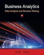 Business Analytics: Data Analysis and Decision Making (Book Only) by Wayne L....
