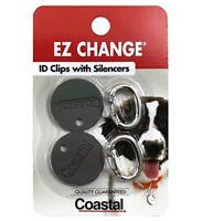 EZ Change Dog I.D. Clip, Dog Tags, Dog ID Tags, Dog Tag Silencer, Dog Tag Clip,