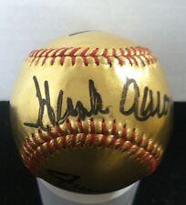 12 Topps Golden Ticket  Hank Aaron Mays Griffey Jr 24K Gold Autograph Baseball