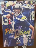 Russel Wilson 2019 Luminance Gold /275 Seattle Seahawks SP