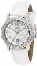 Invicta Wildflower 5 Leather Straps Ladies Watch 1029