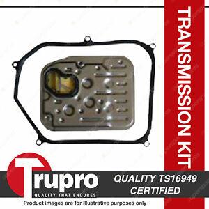 Trupro Transmission Filter Kit for Volkswagen Caravelle Transporter VW098