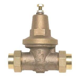 Zurn 34-70XLDU 3/4 in. Lead-Free Bronze Water Pressure Reducing Valve