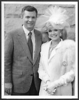 ~ Dobie Gillis Dwayne Hickman Connie Stevens Original 1980s CBS TV Promo Photo