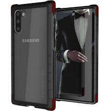 Samsung Galaxy Note 10 Case Durable Drop Protective Clear Cover AntiSlip Smoke