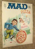 Vintage Mad Magazine June,1976,No. 183,Iconic Humor,Pizza Delivery,Don Martin