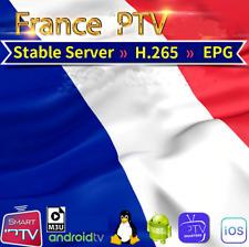 IP*TV Smarters Pro smart ip tv Abonnement 12 mois ✔️M3U✔️SMART TV✔️ANDROID✔️MAG