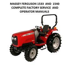 C&D Heavy Equipment Manuals & Books for Massey Ferguson for