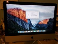 "Apple iMac 21.5"" (Retina 4K) Late 2015 macOS Catalina W/keyboard,Mouse,trackpad"