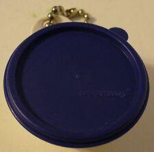 Tupperware Blue Thatsa Bowl Keychain - RARE!!