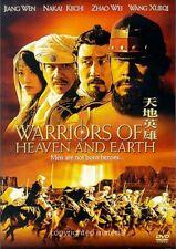 Warriors of Heaven and Earth (DVD, 2004) Nakai Kiichi, Zhao Wei, Wang Xueqi