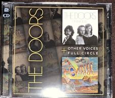 The Doors - Other Voices & Full Circle - Import 2 CD Set - Robby Kreiger