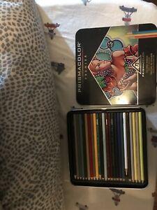 Prisma Prismacolor Premier Colored Pencils Soft Core 72 Pack-