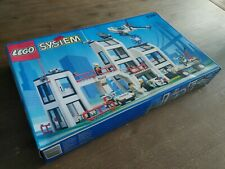 Lego System 6398 / Central Precinct HQ / 100% COMPLETE / box and instructions!!!