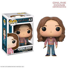 Harry Potter - Hermione with Time Turner - Pop Vinyl Figure - Funko - BNIB! #43