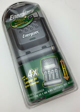 Energizer e2 Rechargeable Battery Charger Compact AA/AAA Wall Charger Only NEW!