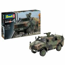 REVELL Dingo 2 GE A2.3 PatSi 1:35 Military Model Kit 03284