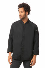 Chef Works Mens Valencia Chef Coat (Ces04)