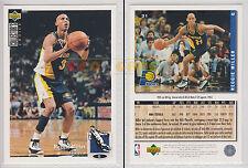 NBA UPPER DECK 1994 COLLECTOR'S CHOICE - Reggie Miller # 31 - Ita/Eng- MINT