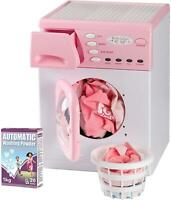 Casdon Pink Electronic Washer