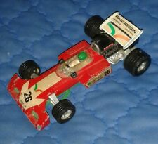 1972 CORGI TOYS *** 153 Surtees TS9B FORMULE 1 ROUGE *** ORIG vintage made in GB