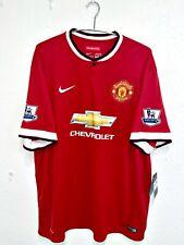 Manchester United 2014-15 home shirt BNWT