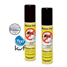 2 x Mücken Frei Spray tötet Stechmücken Moskito Fliege Zecke Mücken Spray Schutz