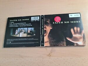 Faith No More - Evidence CD 1 Only Single includes poster.