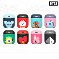 BTS BT21 Official Authentic Goods Airpods Case By Case Gallery + Tracking Number