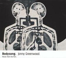 "Jonny Greenwood - Bodysong - Soundtrack (NEW 12"" VINYL LP)"