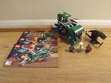 The Lego Movie 70805 Trash Chomper - 100% Complete - Excellent Condition
