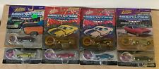 Lot of 8 Johnny Lightning Muscle Cars USA 1:64 Scale Die-Cast Cars
